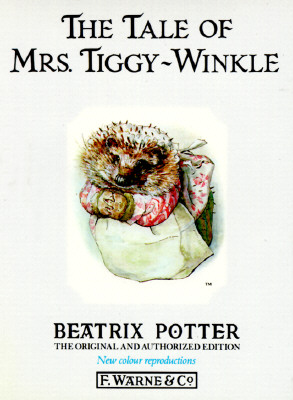 Image for The Tale of Mrs. Tiggy-Winkle (Peter Rabbit)