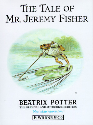 Image for The Tale of Mr. Jeremy Fisher (Peter Rabbit)