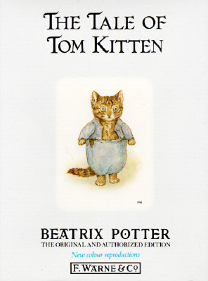 Image for The Tale of Tom Kitten (Peter Rabbit)
