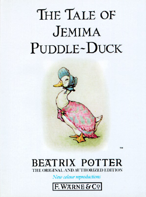 Image for The Tale of Jemima Puddle-Duck (Peter Rabbit)