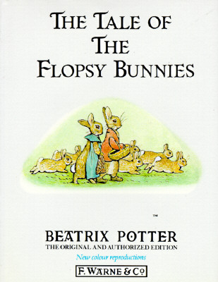 Image for The Tale of the Flopsy Bunnies (Peter Rabbit)