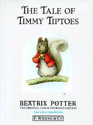 Image for The Tale of Timmy Tiptoes (Peter Rabbit)