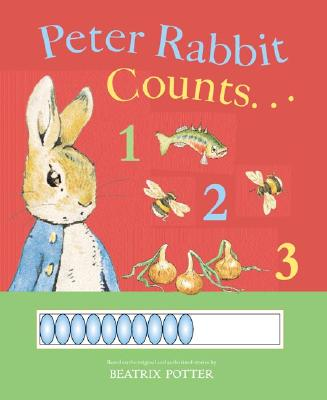 "Image for ""Peter Rabbit counts 1,2,3"""