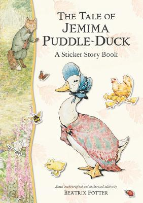 Image for The Tale of Jemima Puddle Duck Sticker Storybook (Peter Rabbit)