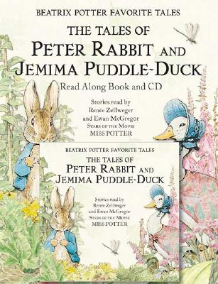 Image for Beatrix Potter Favorite Tales: the Tales of Peter Rabbit and Jemima Puddle Duck