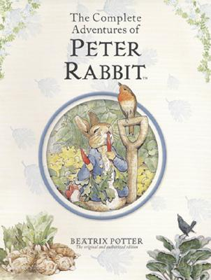 The Complete Adventures of Peter Rabbit R/I, BEATRIX POTTER