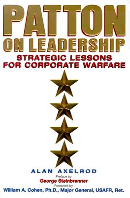 Image for PATTON ON LEADERSHIP : STRATEGIC LESSONS