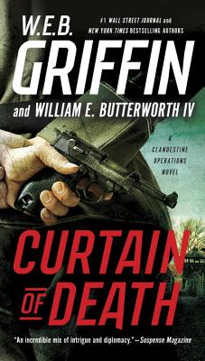 Image for Curtain of Death (A Clandestine Operations Novel)
