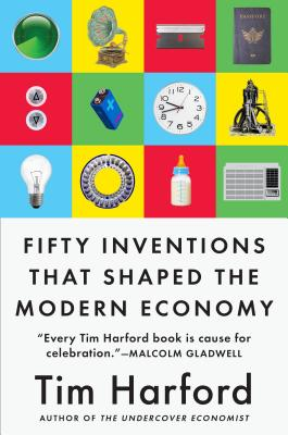 Image for Fifty Inventions That Shaped The Economy