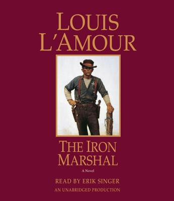 Image for Iron Marshal: A Novel