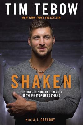 Image for Shaken: Discovering Your True Identity in the Midst of Life's Storms