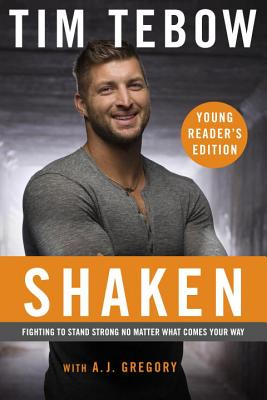 Image for Shaken: The Young Reader's Edition: Discovering Your True Identity in the Midst of Life's Storms