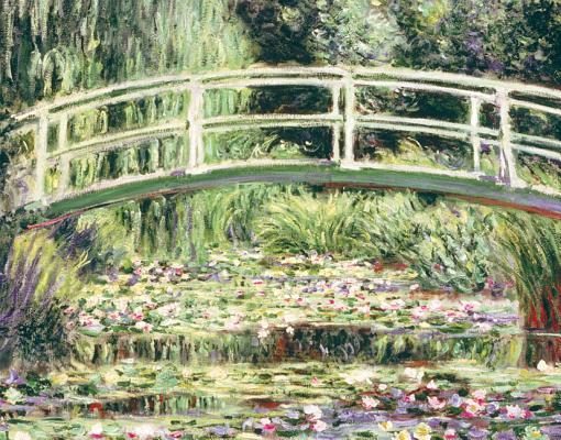 Image for Monet Waterlily Garden