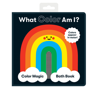 Image for What Color Am I? Magic Bath Book (Bath Time Books, Bath Books for Toddlers and Babies, Waterproof Books) (Color Magic Bath Book)
