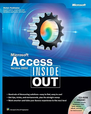 Image for Microsoft Access Version 2002 Inside Out