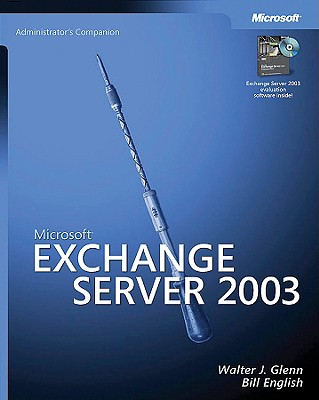 Image for Microsoft� Exchange Server 2003 Administrator's Companion (Admin Companion)