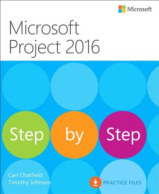 Image for Microsoft Project 2016 Step by Step