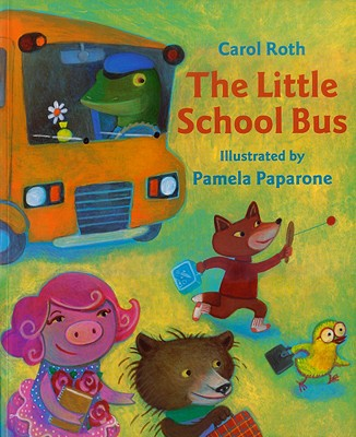 Image for The Little School Bus