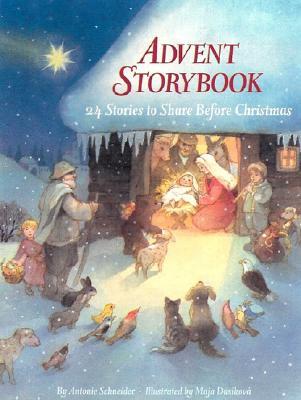 Advent Storybook, Antonie Schneider