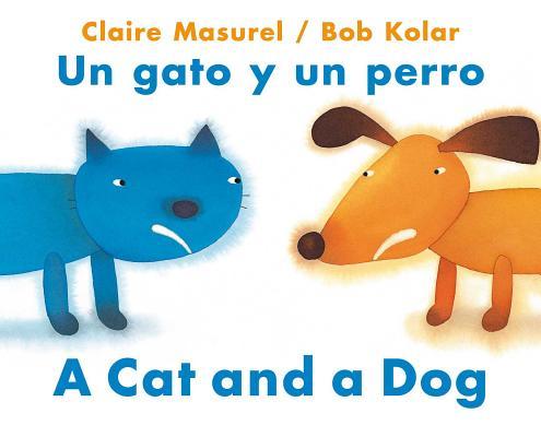 Image for A Cat and a Dog / Un gato y un perro
