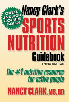 Image for Nancy Clark's Sports Nutrition Guidebook, Third Edition
