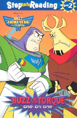 Image for Buzz Lightyear vs. Torque (Step-Into-Reading, Step 3)