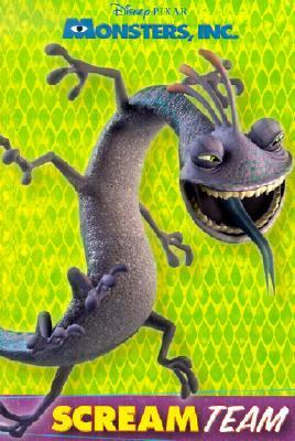 Image for Monsters Inc. Scream Team