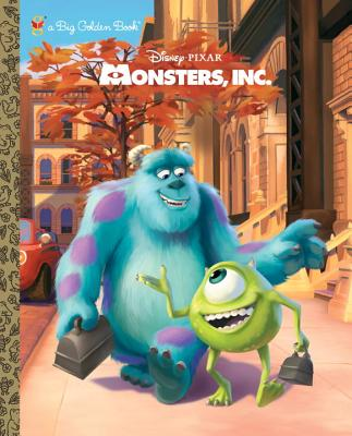 Image for Monsters, Inc. (Big Golden Book)