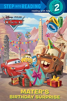 Image for Mater's Birthday Surprise (Disney Cars)