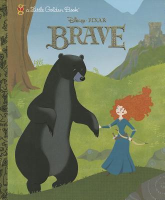 Image for Brave Little Golden Book (Disney/Pixar Brave)