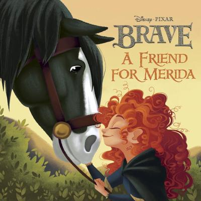 Image for Friend For Merida, A (Brave)