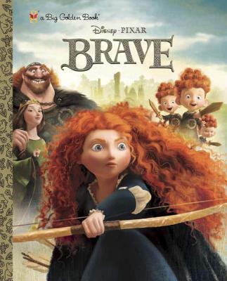 Image for Brave Big Golden Book (Disney/Pixar Brave)