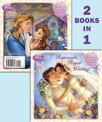 Image for Royal Wedding (Rapunzel and Belle) (with stickers)