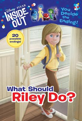 Image for What Should Riley Do? (Disney/Pixar Inside Out) (A Stepping Stone Book(TM))