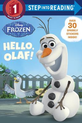 Image for Hello, Olaf! (Disney Frozen) (Step into Reading)