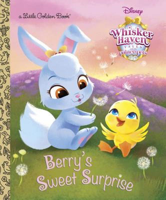 Image for Berry's Sweet Surprise (Disney Princess: Palace Pets) (Little Golden Book)