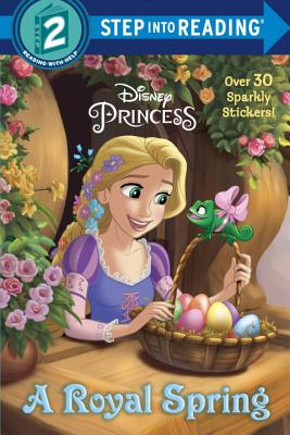 Image for A Royal Spring (Disney Princess) (Step into Reading)