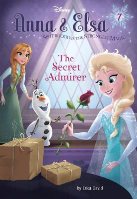 Image for Anna & Elsa #7: The Secret Admirer (Disney Frozen) (A Stepping Stone Book(TM))