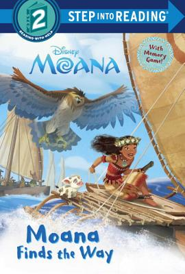 Image for Moana Finds the Way (Disney Moana) (Step into Reading)