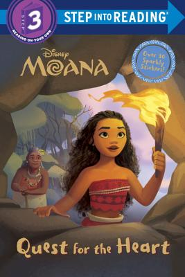 Image for Quest for the Heart (Moana)