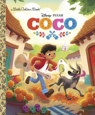 Image for Coco (Little Golden Book)  (Disney/Pixar Coco)