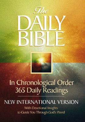 Image for The Daily Bible: In Chronological Order 365 Daily Readings