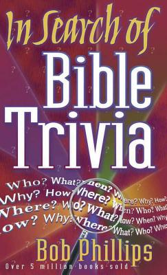 Image for In Search of Bible Trivia