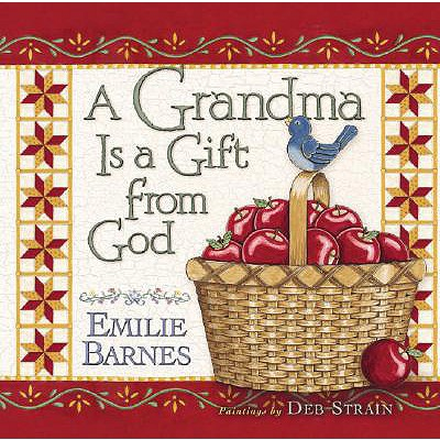 Image for A Grandma Is a Gift from God