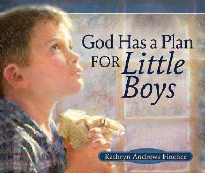 Image for God Has a Plan for Little Boys