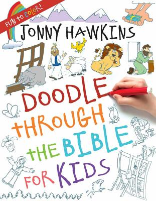 Image for Doodle Through the Bible for Kids
