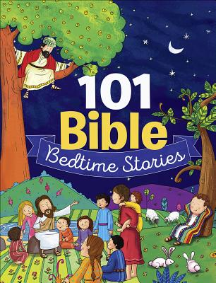 Image for 101 Bible Bedtime Stories