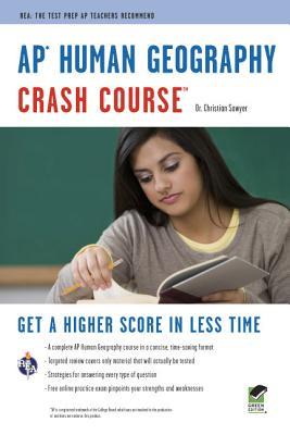 Image for AP® Human Geography Crash Course Book + Online   Crash Course)