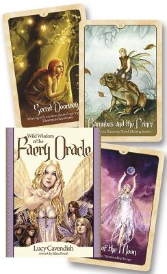 Image for Wild Wisdom of the Faery Oracle