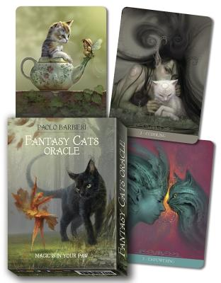 Image for Barbieri Fantasy Cats Oracle
